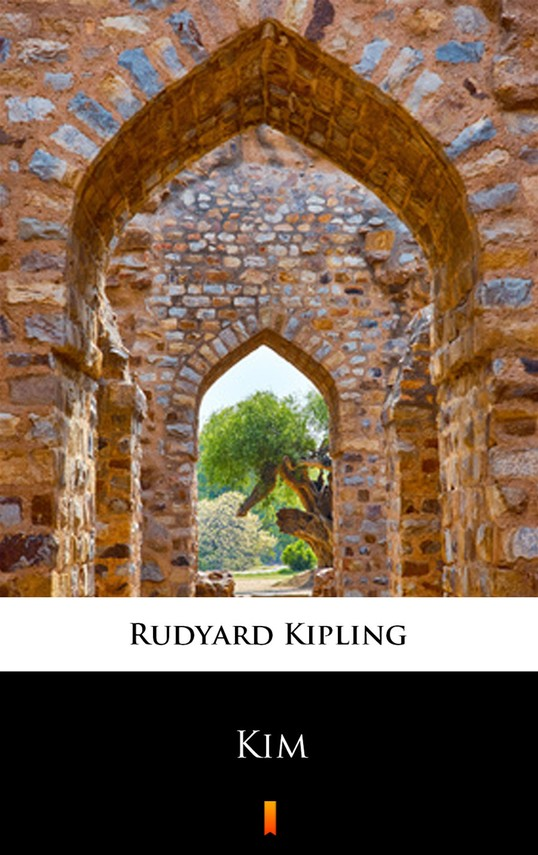 okładka Kim, Ebook   Rudyard Kipling