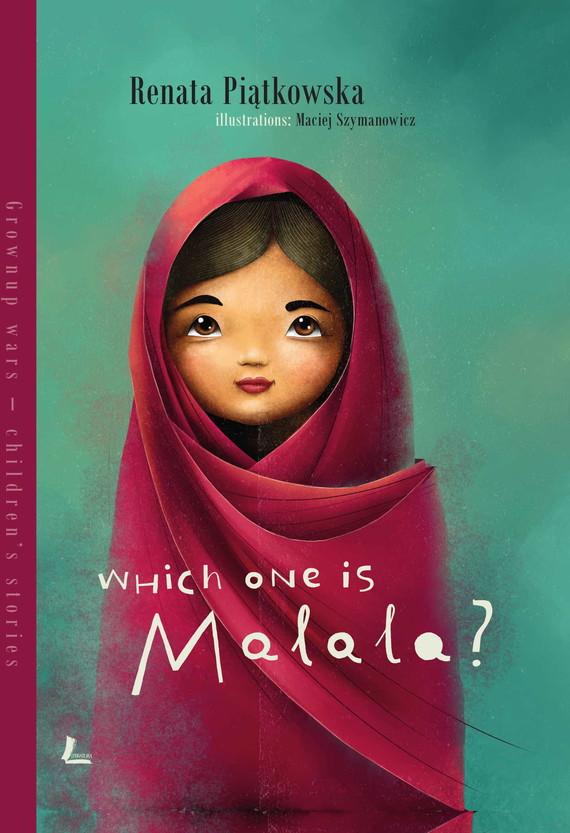 okładka Which one is Malalaebook | epub, mobi, pdf | Renata  Piątkowska