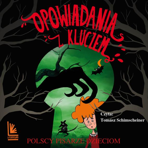okładka Opowiadania z kluczemaudiobook | MP3 | Paweł Wakuła, Barbara Kosmowska, Grażyna Bąkiewicz