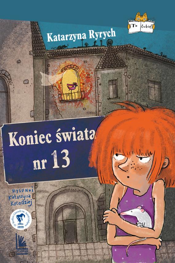 okładka Koniec świata nr 13, Ebook | Katarzyna  Ryrych