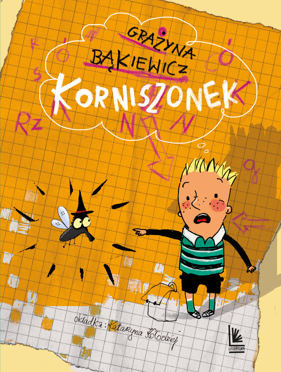 okładka Korniszonek, Ebook | Grażyna Bąkiewicz