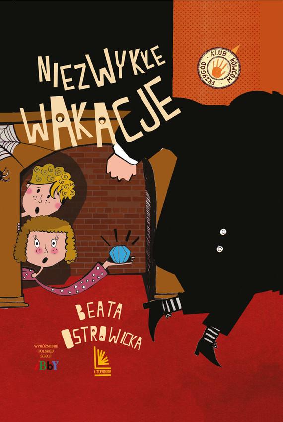 okładka Niezwykłe wakacje, Ebook | Beata Ostrowicka