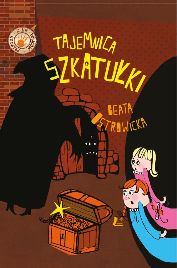 okładka Tajemnica Szkatułki, Ebook   Beata Ostrowicka