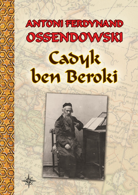 okładka Cadyk ben Berokiebook | epub, mobi | Antoni Ferdynand Ossendowski