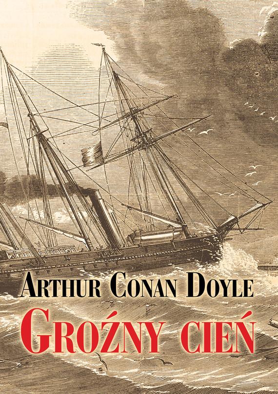 okładka Groźny cieńebook | epub, mobi | Arthur Conan Doyle
