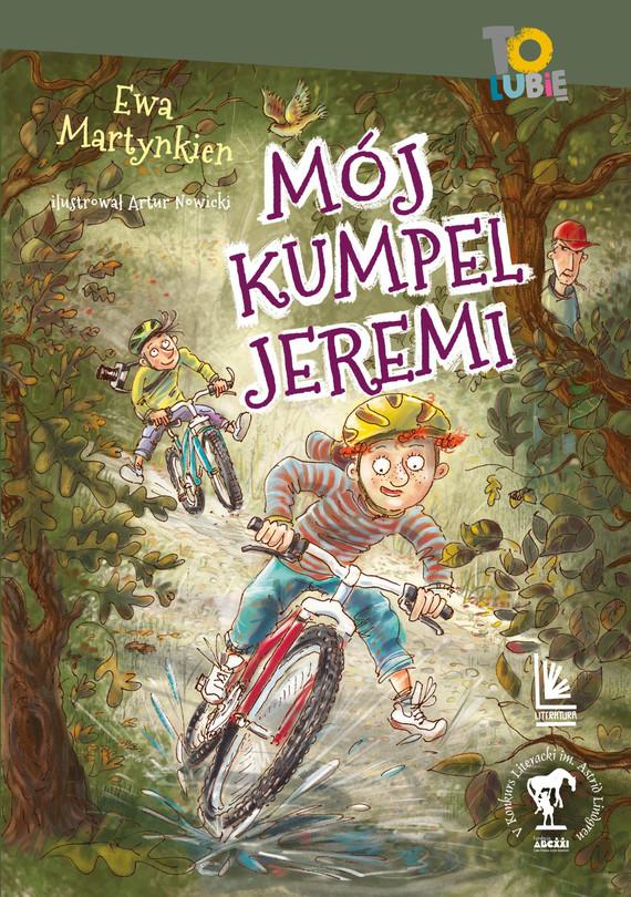 okładka Mój kumpel Jeremi, Ebook | Ewa Martynkien