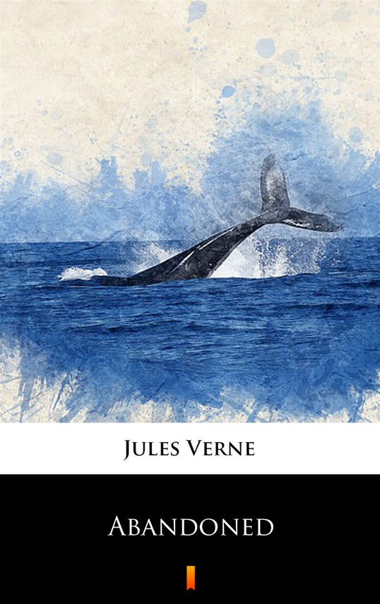 okładka Abandonedebook | epub, mobi | Jules Verne