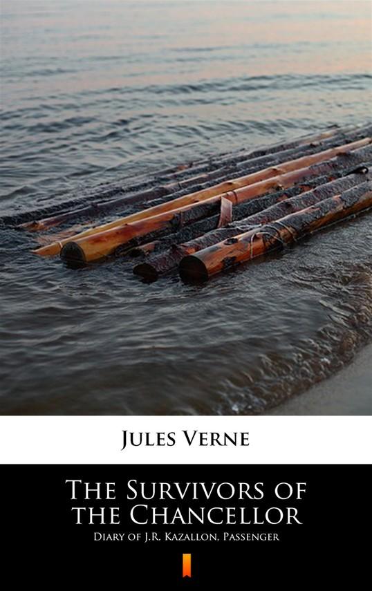 okładka The Survivors of the Chancellorebook | epub, mobi | Jules Verne