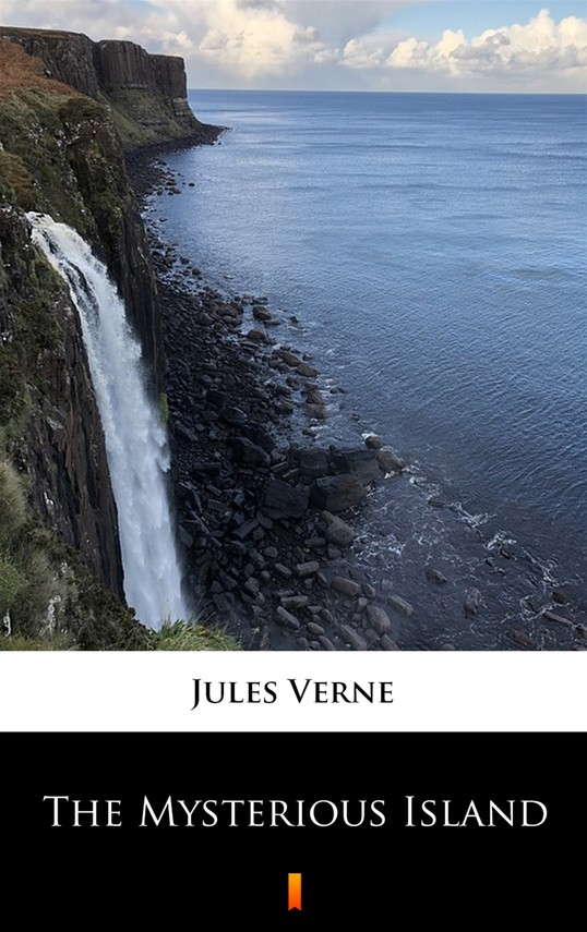 okładka The Mysterious Islandebook | epub, mobi | Jules Verne