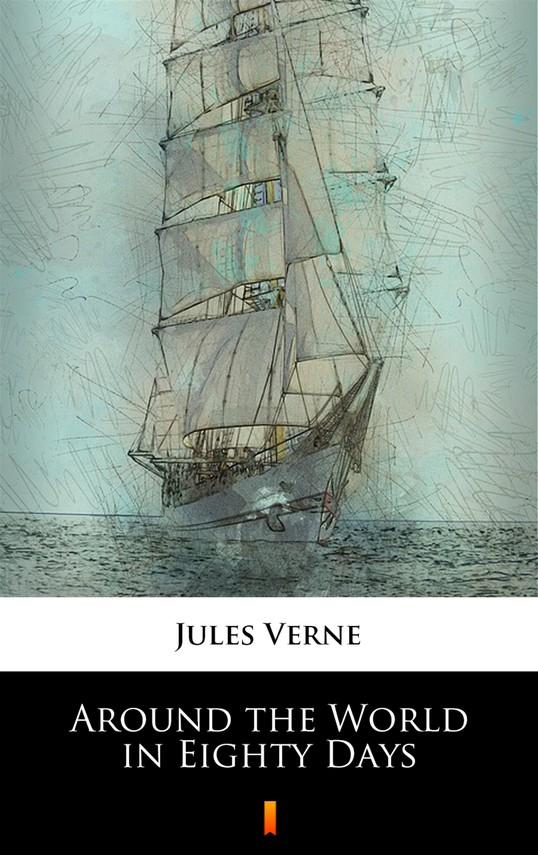 okładka Around the World in Eighty Daysebook   epub, mobi   Jules Verne