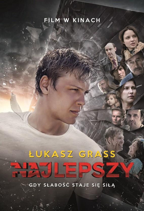 okładka Najlepszy, Ebook | Łukasz Grass