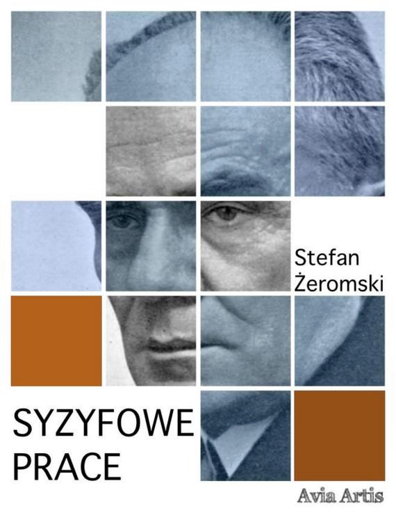 okładka Syzyfowe praceebook | epub, mobi | Stefan Żeromski