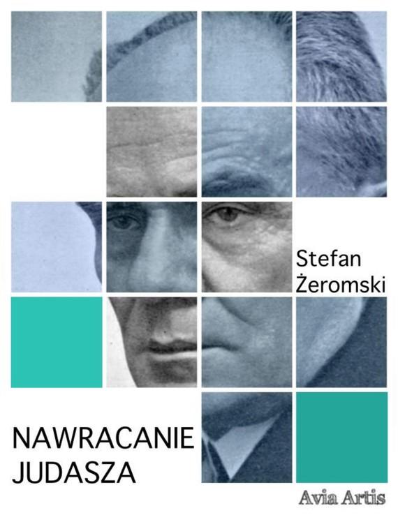 okładka Nawracanie Judasza, Ebook | Stefan Żeromski