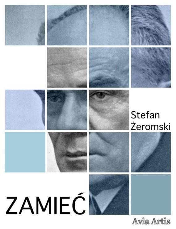 okładka Zamieć, Ebook | Stefan Żeromski