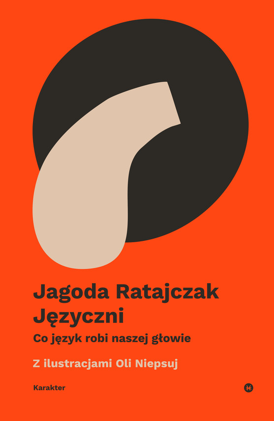 okładka Języczniebook | epub, mobi | Jagoda Ratajczak