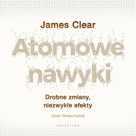 okładka Atomowe nawyki, Audiobook   James Clear
