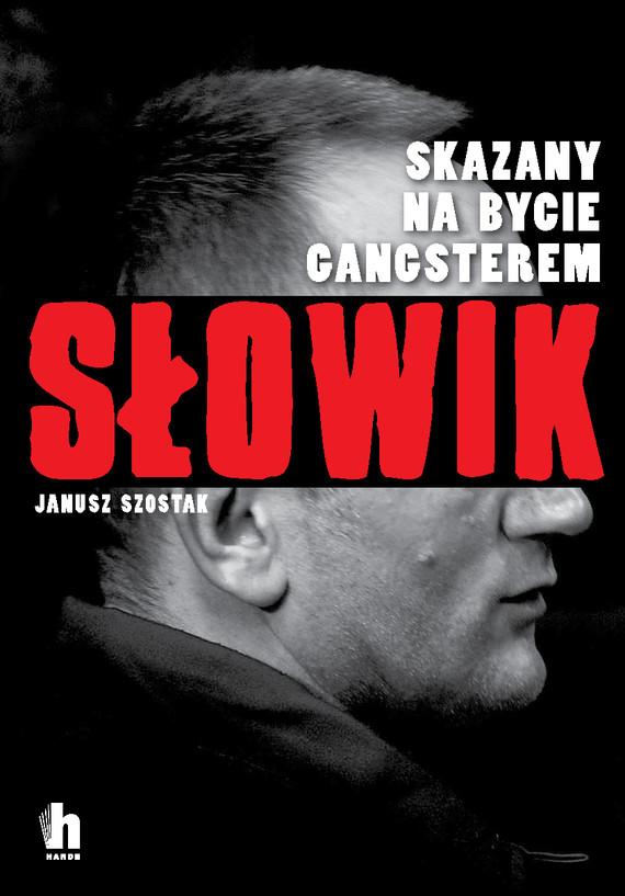 okładka Słowikebook | epub, mobi | Janusz Szostak