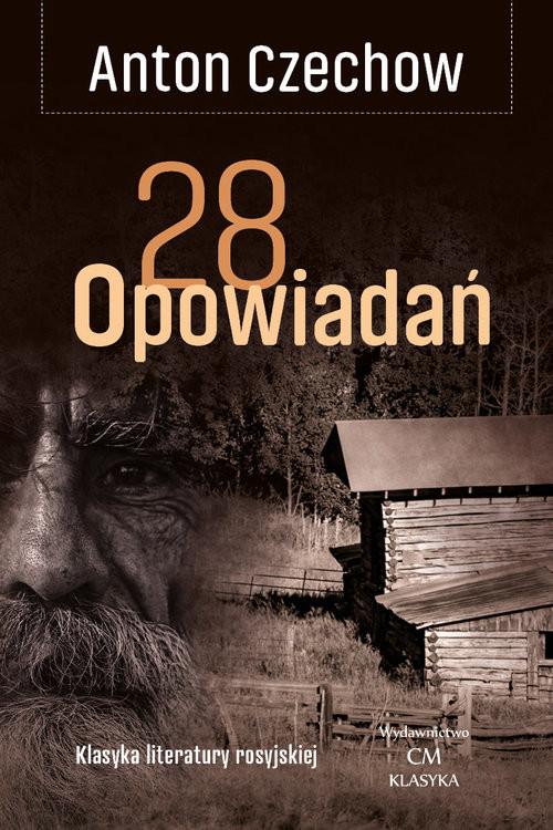 okładka 28 opowiadań / Ciekawe Miejsca, Książka   Antoni Czechow