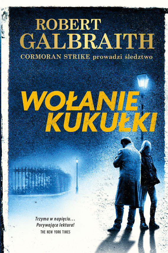 okładka Wołanie kukułkiebook | epub, mobi | Robert Galbraith