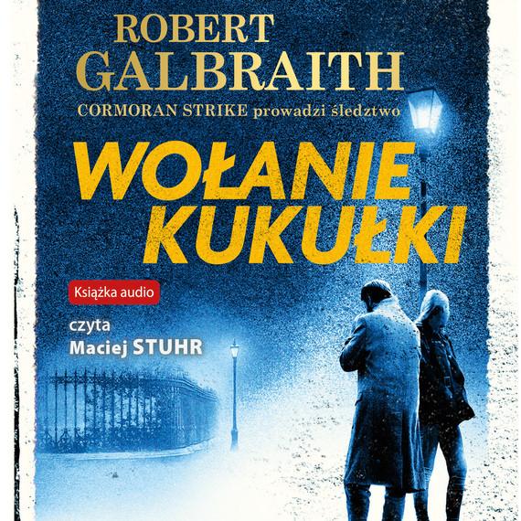 okładka Wołanie kukułkiaudiobook   MP3   Robert Galbraith