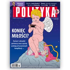 okładka AudioPolityka Nr 7 z 12 lutego 2020 roku, Audiobook | Polityka