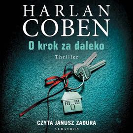 okładka O krok za daleko, Audiobook | Harlan Coben