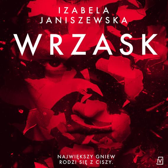 okładka Wrzaskaudiobook | MP3 | Izabela  Janiszewska
