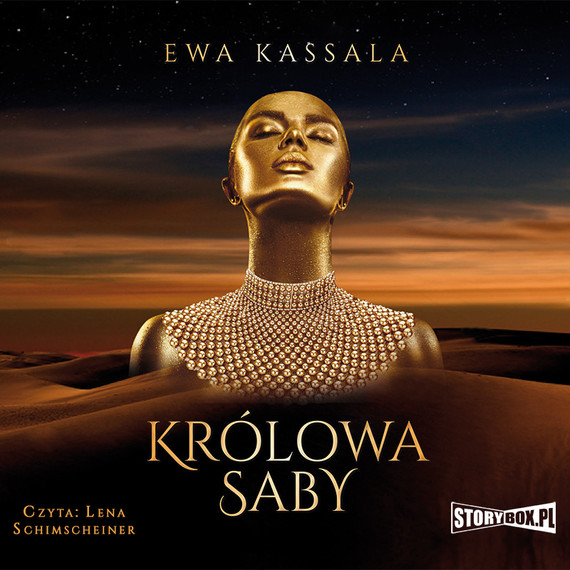 okładka Królowa Saby, Audiobook   Ewa Kassala