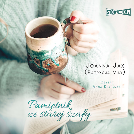 okładka Pamiętnik ze starej szafyaudiobook | MP3 | Joanna Jax