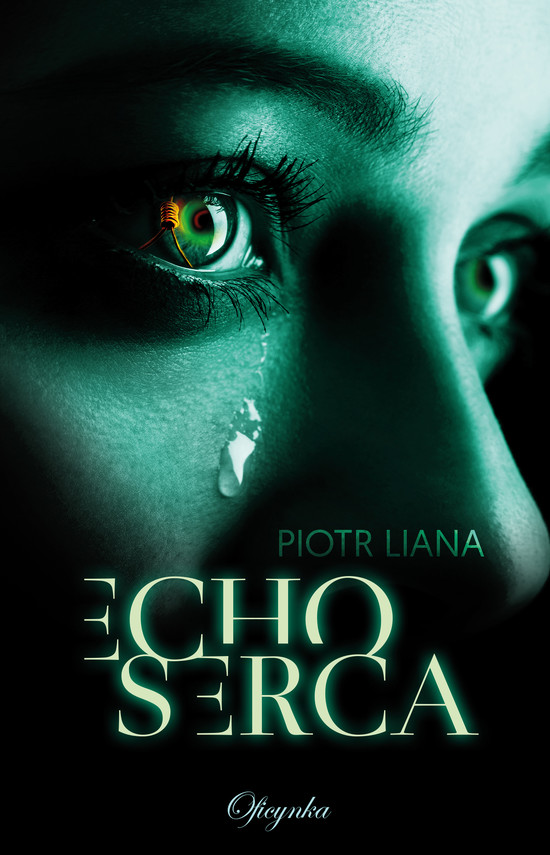 okładka Echo serca, Ebook | Liana Piotr