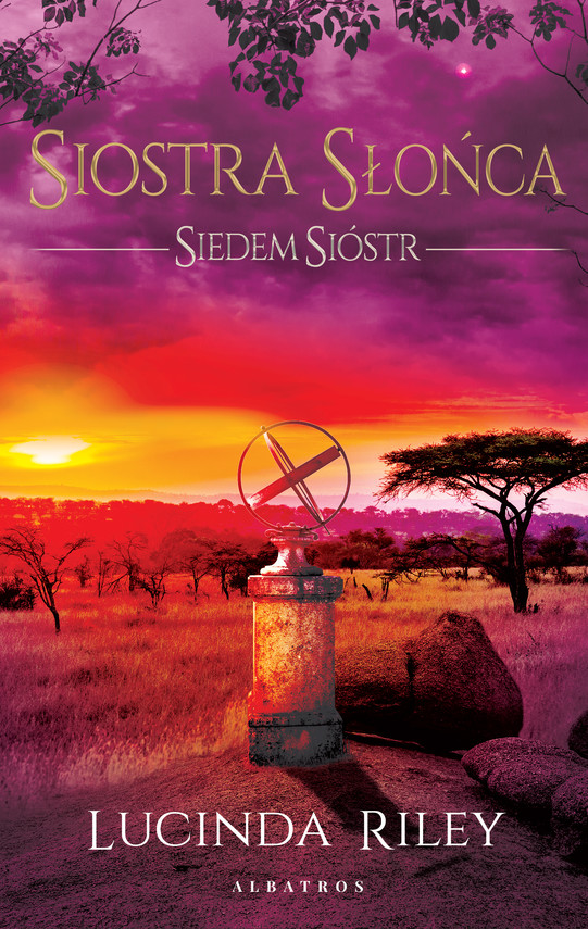 okładka Siostra Słońcaebook | epub, mobi | Lucinda Riley