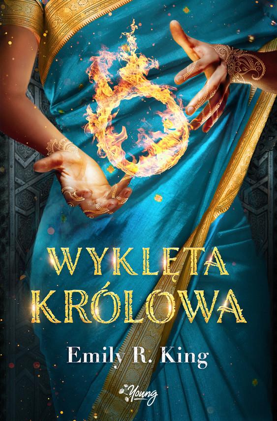 okładka Wyklęta Królowa. Królowa. Tom 3, Ebook | Emily R. King