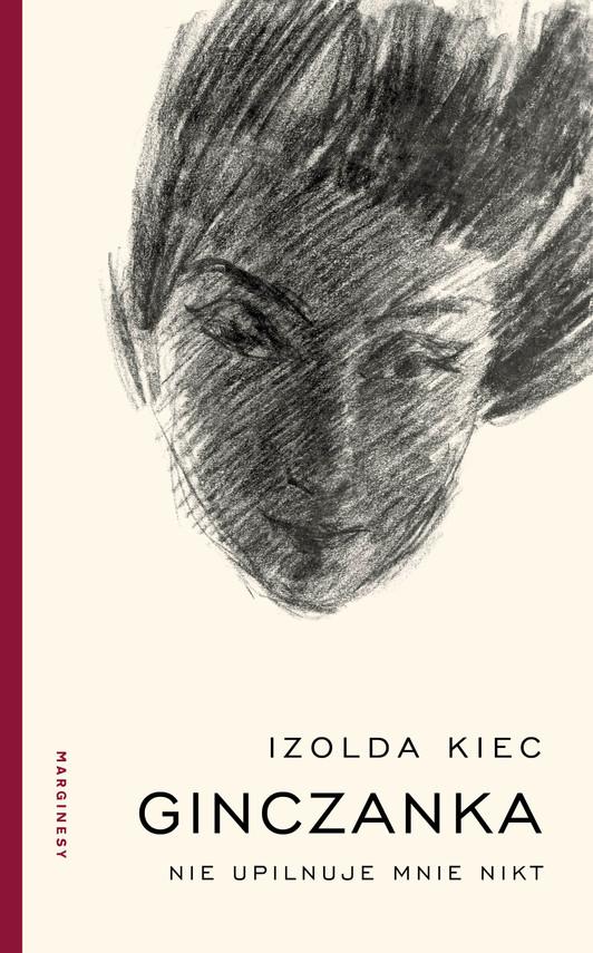 okładka Ginczanka, Ebook | Izolda Kiec