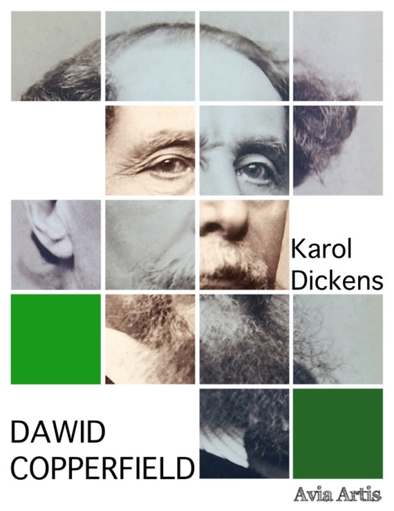 okładka Dawid Copperfield, Ebook   Karol  Dickens