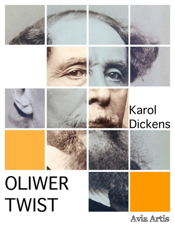 okładka Oliwer Twist, Ebook   Karol  Dickens
