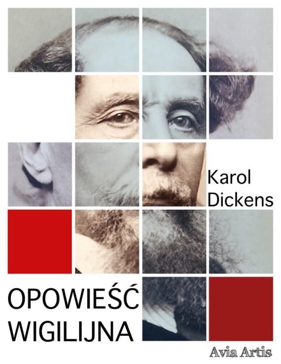okładka Opowieść wigilijna, Ebook   Karol  Dickens