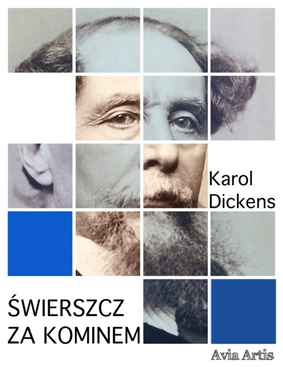 okładka Świerszcz za kominemebook | epub, mobi | Karol  Dickens