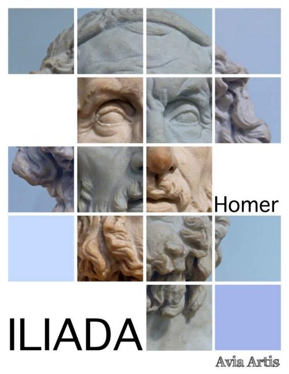 okładka Iliadaebook | epub, mobi | Homer