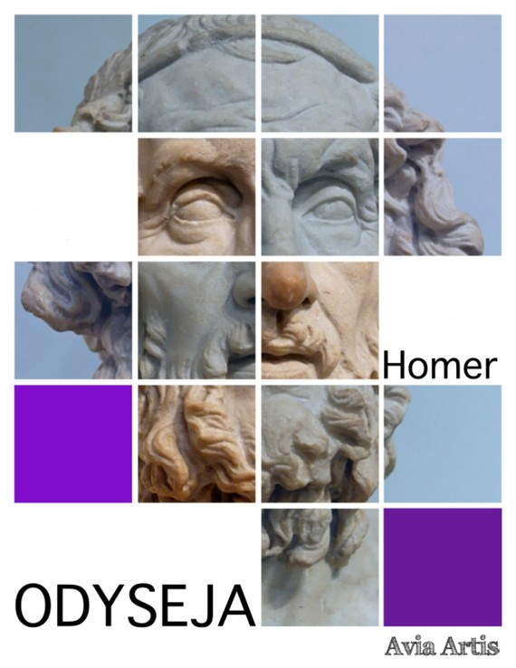 okładka Odyseja, Ebook   Homer