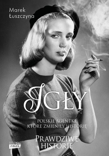 okładka Igły (wydanie rozszerzone)książka |  | Marek  Łuszczyna