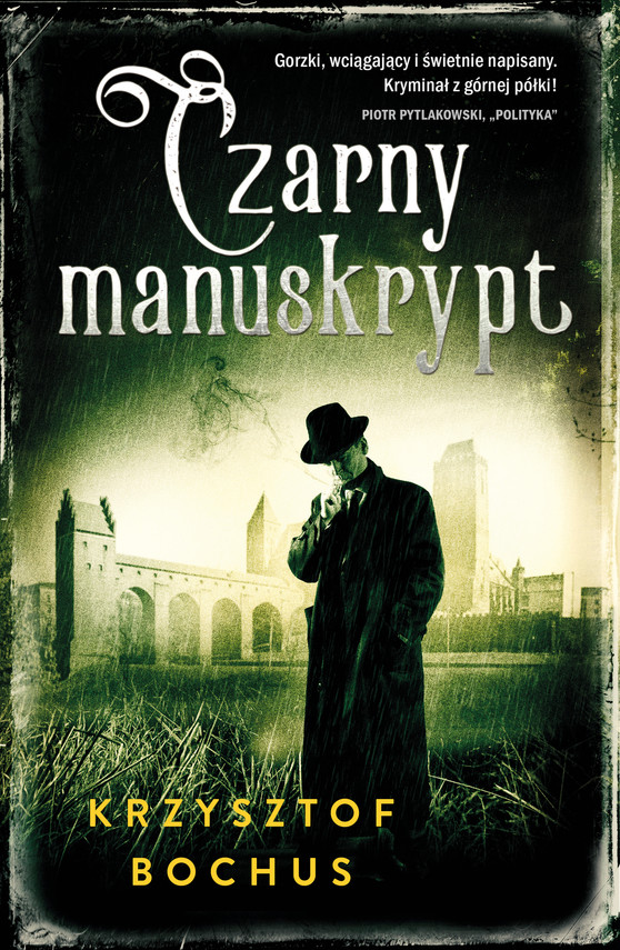 okładka Czarny Manuskrypt, Ebook | Krzysztof Bochus