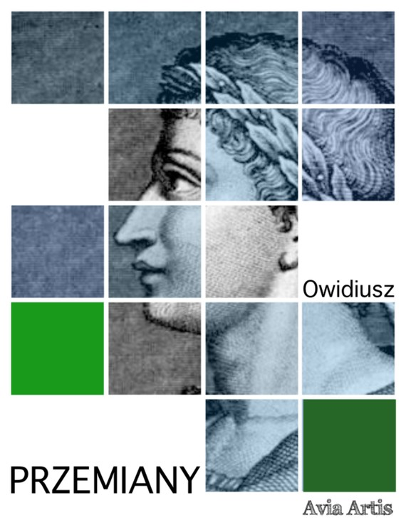 okładka Przemianyebook | epub, mobi | Owidiusz