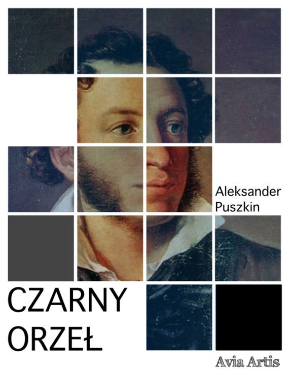 okładka Czarny orzełebook   epub, mobi   Aleksander Puszkin
