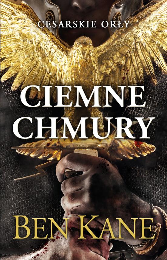 okładka Cesarskie orły. Ciemne chmury, Ebook | Ben Kane