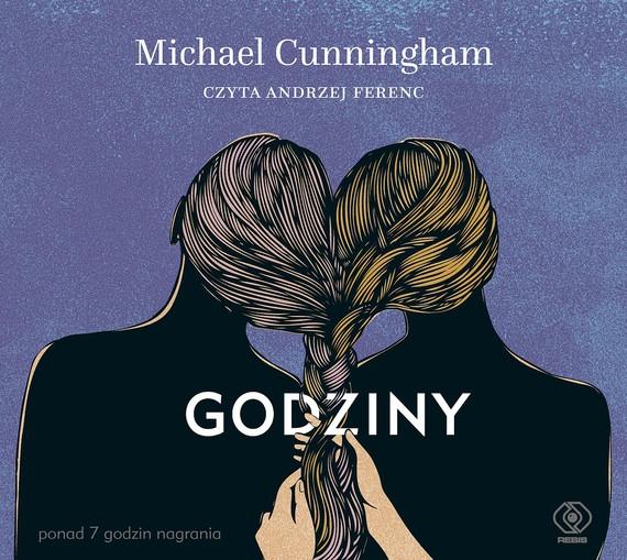 okładka Godziny, Audiobook | Michael Cunningham