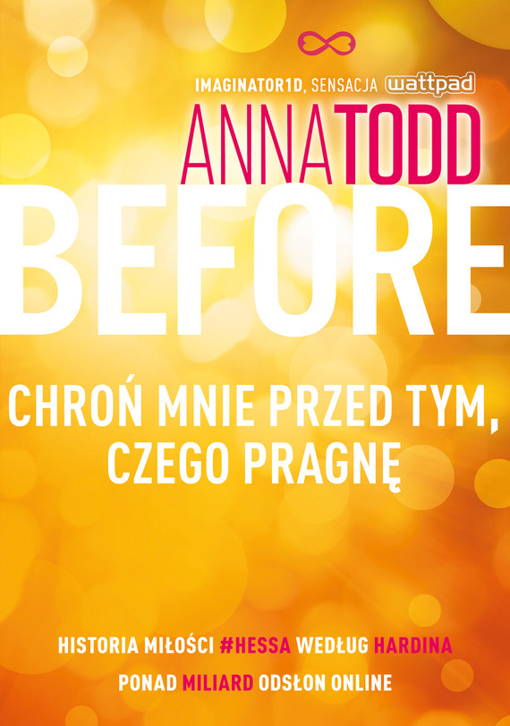 okładka Before. Chroń mnie przed tym, czego pragnę, Ebook | Anna Todd
