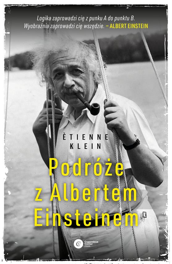 okładka Podróże z Albertem Einsteinem, Ebook | Ètienne Klein