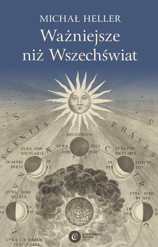 okładka Ważniejsze niż Wszechświat, Ebook | Michał Heller