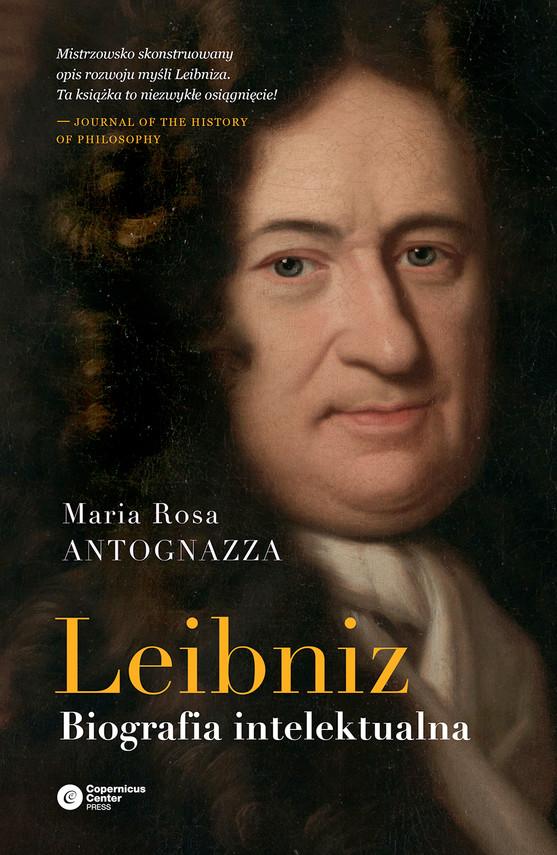 okładka Leibniz. Biografia intelektualnaebook | epub, mobi | Maria Rosa Antognazza