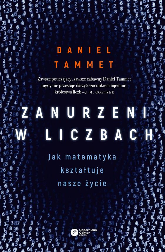 okładka Zanurzeni w liczbach. Jak matematyka kształtuje nasze życie, Ebook | Daniel Tammet